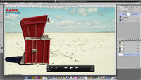 video_roter_strandkorb